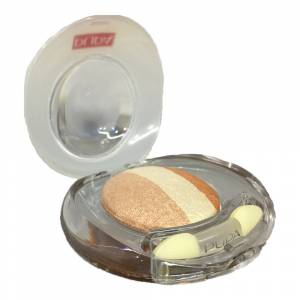 Pupa Luminys Baked Eyeshadow Trio 3 lü Far 2 numara