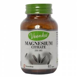 Voonka Magnesium Citrate 62 Tablet