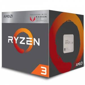 AMD Ryzen 3 2200G 3.53.7GHz AM4