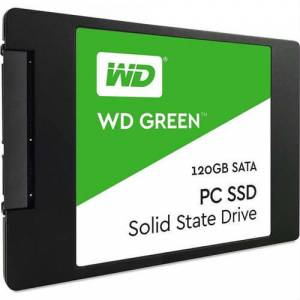 WD 120 GB 2.5 SATA3 SSD 545MBS 3DNAND WDS120G2G0A