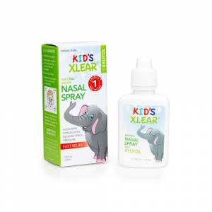 Kids XLEAR Natural Nasal Spray with Xylitol 22 ml