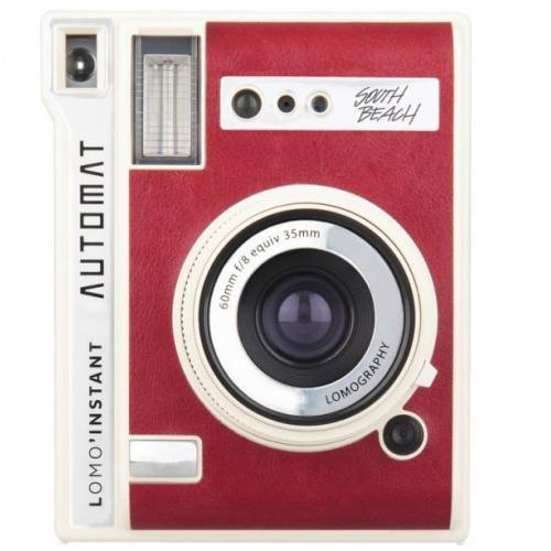 Lomography LomoInstant Automat  Lenses Analog Fotoğraf Makinesi - South Beach 412221984