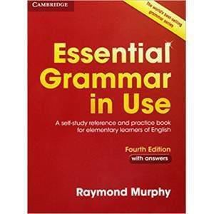Essential Grammar in Use Fourth Edition with ansh
