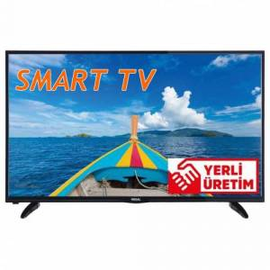 REGAL 32R6020H 32 İNÇ 82 EKRAN 400HZ UYDU ALICILI SMART LED TV
