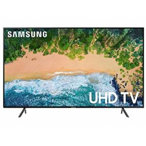 SAMSUNG 55NU7100 55 139 Ekran Uydu Alıcılı Smart 4K Ultra HD LED TV