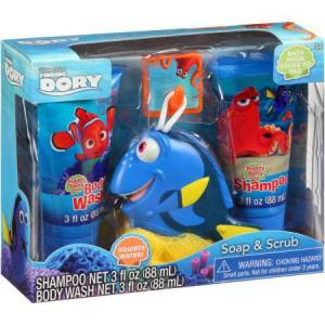 Dory Shampoo ve Body Wash Set