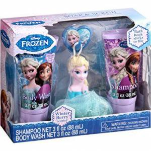 Frozen Shampoo ve Body Wash Set