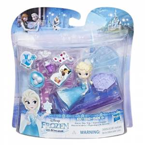 Disney Frozen Little Kingdom Hikaye Seti B5188-E0231