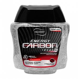 HOBBY JÖLE 275ML ENERGY-CARBON