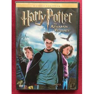 Harry Potter ve Azkaban Tuzağı  2 Disk  DVD  Film
