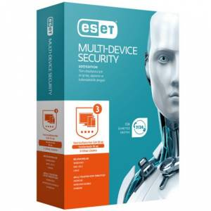 NOD32 ESET Multi-Device Security V10 - 3 Kullanıcı