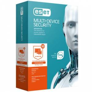 NOD32 ESET Multi-Device Security V10 -10 Kullanıcı