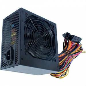 POWER BOOST BST-ATX500R 500W 12CM SİYAH FAN APFC ATX PSU RETAIL BOX