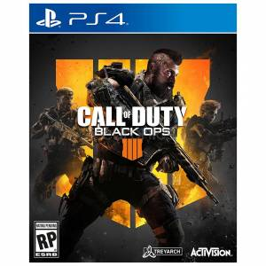 Call of Duty Black Ops 4 Ps4 Oyun