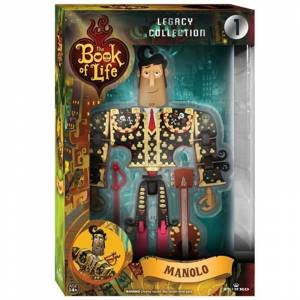 Funko Action Figure Book Of Life Manolo Legacy
