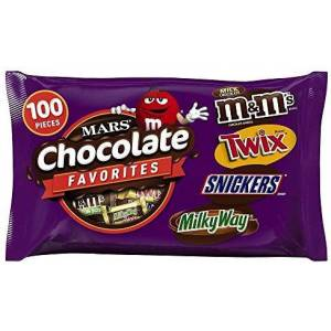Mars Chocolate Mix Made in USA 1052g Kargo 6 lira