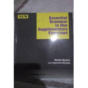 ESSENTİAL GRAMMAR İN USE SUPPLEMENTARY EXERCİSES HELEN NAYLOR - RAYMON MURPHY