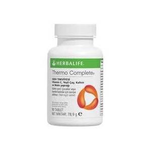 HERBALİFE THERMO COMPLETE-90 TABLET- YAĞ YAKICI TABLET