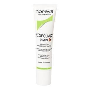 Noreva Exfoliac Global 6 Corrective And Unclogging İmperfections
