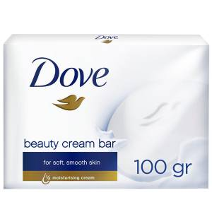 Dove Sabun Beauty Cream Bar 100 Gr