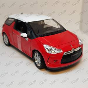 DS Automobile Ds3 1:24 diecast
