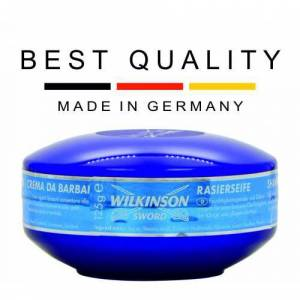 WILKINSON TIRAŞ SABUNU KUTULU 125 GR MADE IN GERMANY ALMAN MALI