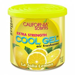 CALIFORNIA SCENTS  COOL GEL - LEMON LİMON KOKUSU