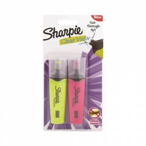 Sharpie Fosforlu ClearView 2Li 1953449