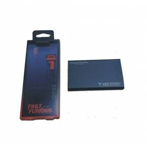POWERWAY TX2 3500 MAh SLİM METAL KASA POWERBANK