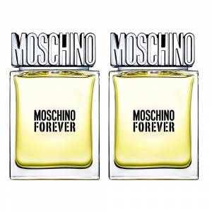 Moschino Forever Edt 100ML Duo Set
