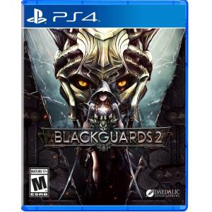SIFIR GÜVENLİK ŞERİTLİ Blackguards 2 ps4 PlayStation 4