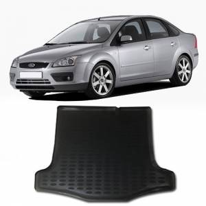 FORD FOCUS 2 SEDAN 2004-2011 3D BAGAJ HAVUZU