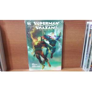 SUPERMAN SHAZAM FIRST THUNDER THE DELUXE EDITION