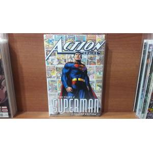 ACTION COMICS 80 YERS OF SUPERMAN THE DELUXE EDITION