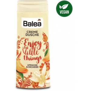 Balea Vegan Duş Jeli Kayısı ve Orkide Aromalı 300ML Made in Germany
