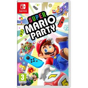 Super Mario Party Nintendo Switch Oyun