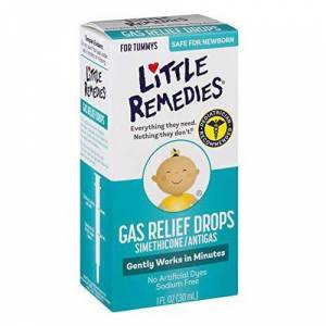 Little Remedies Gas Relief Drops (15ml)