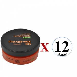 Morfose Pro Hair Aqua Hard Wax Turuncu 150 ml 12li