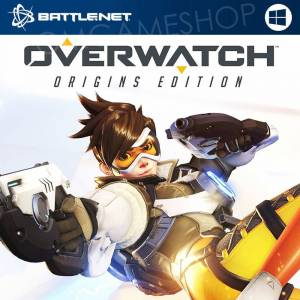 PC BATTLENET OVERWATCH ORIGINS EDITION CD KEY