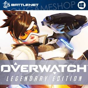PC BATTLENET OVERWATCH LEGENDARY EDITION CD KEY