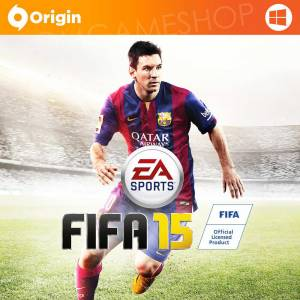 PC ORIGIN FIFA 15 2015 EA CD KEY