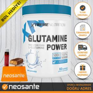 XTREME Glutamine Power 300 gr L-Glutamin + BOL HEDİYE