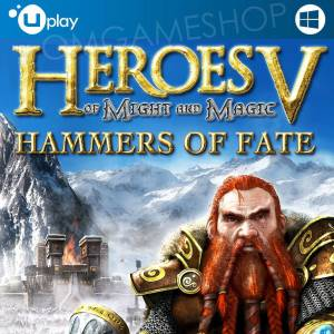 PC UPLAY MIGHT AND MAGIC HEROES V 5 HAMMERS OF FATE CD KEY