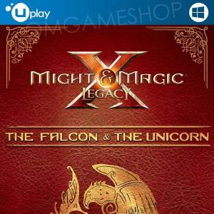 PC UPLAY MIGHT AND MAGIC X LEGACY THE FALCON AND UNICORN CD KEY