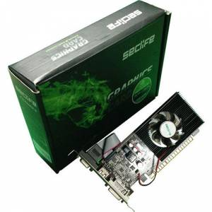 Seclife Nvidia 2GB GeForce GT730 DDR3 128 Bit HDMI DVI VGA LP Single Fan