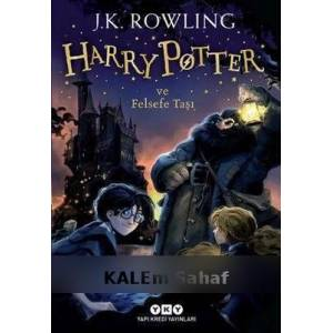Harry Potter ve Felsefe Taşı - 1. Kitap J. K. Rowling