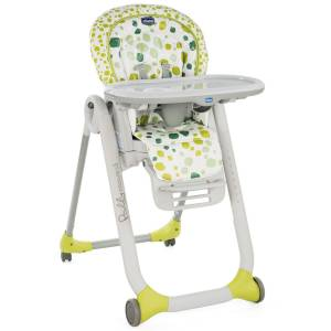 Chicco New Polly Progres5 Mama Sandalyesi - Kiwi