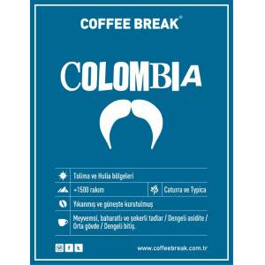 Colombia 250 gr