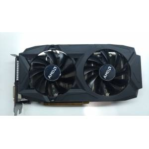 POWERCOLOR RED DRAGON Radeon AX RX-580 8GB DDR5 256Bit 32MHs