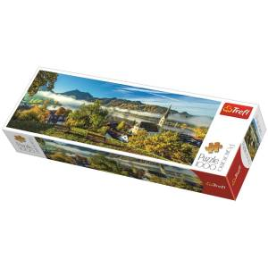 Trefl Puzzle By The Schliersee Lake 1000 Parça Panaroma Puzzle